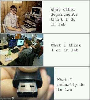 pen drive meme