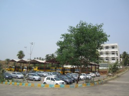 rvce bus stand 3