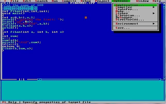 Programming Jinkchak