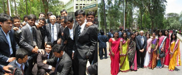 rvce cse hod farewell suits sarees