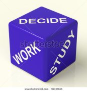work or study
