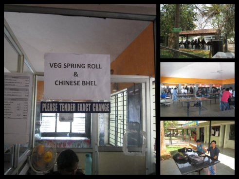 Main Canteen Collage