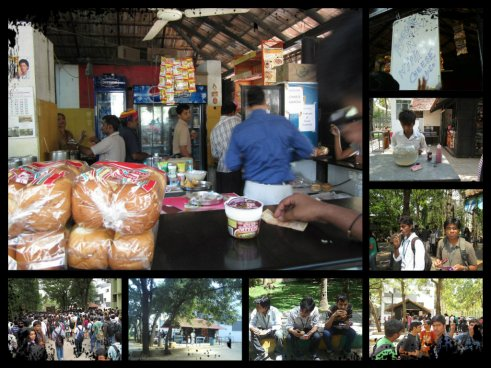 mini canteen collage