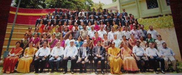 rvce class 2013 photo